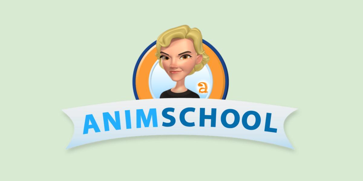 【MAYA】アニメーション効率アップ! AnimSchool Picker